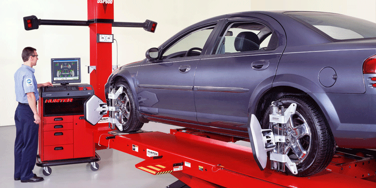 Difference between Wheel Alignment and Tire Balancing- CarCooper